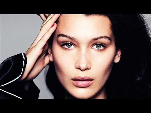 BELLA HADID Makeup Transformation Tutorial aka How to Look Like a Model Anytime