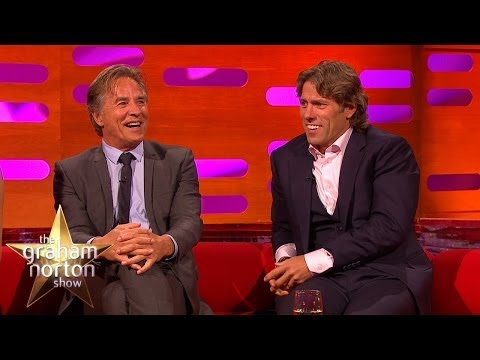 Interview Don Johnson - The Graham Norton Show