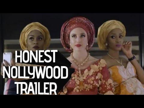 Honest Nollywood Trailers - The Wedding Party 2 (Destination Dubai)