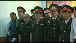 UBND thành phố: Tổ chức lễ truy điệu và an táng Liệt sỹ Nguyễn Văn Đặng