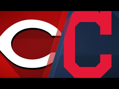 Ramirez, Indians erupt for 19 runs in rout: 7/11/18