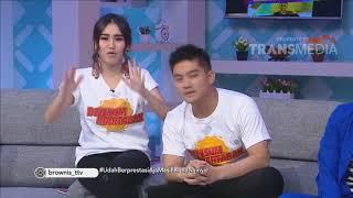 Download Video BROWNIS - Boy William Ngelamar Ayu Ting Ting  (31/5/18) Part 4 MP3 3GP MP4