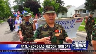 Suab Hmong News:  National Hmong-Lao Recognition Day, July 22 official in Minnesota