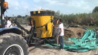 2,5 m³ Yem Karma Makineleri/Feed Mixer Vagons
