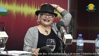 Mu-Kien Adriana Sang Ben comenta en los partidos políticos de ahora, no prima la ideologías