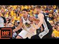 Download Video Golden State Warriors vs San Antonio Spurs Full Game Highlights / Game 1 / 2018 NBA Playoffs