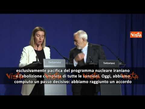 storico accordo sul nucleare iraniano: sarà vero?