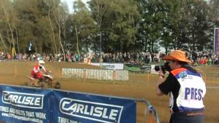 Markelo, EMX Nations Quads, Race 3, start