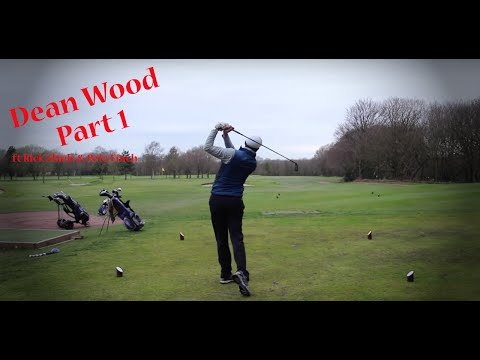 Dean Wood Golf Club Vlog Part 1