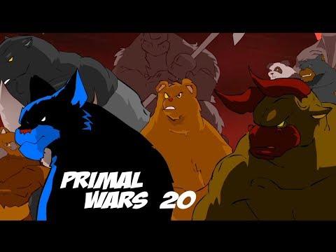 Primal War 20