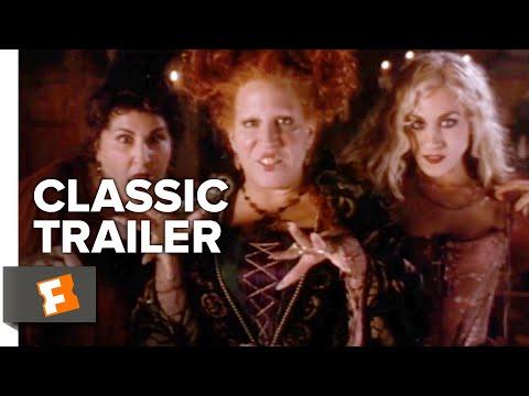 Hocus Pocus (1993) Trailer #1   Movieclips Classic Trailers