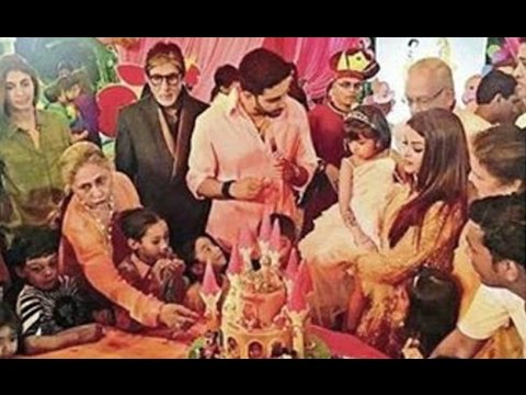 Video Aaradhya Bachchan Birthday Party 2016 - Aishwarya Rai And Abhishek Bachchan Host Grand Party download in MP3, 3GP, MP4, WEBM, AVI, FLV January 2017