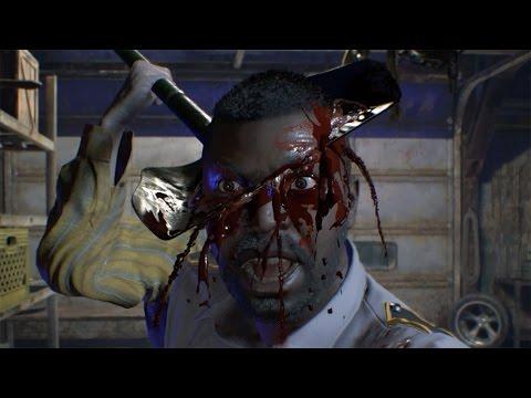 СПАСИТЕЛЬ ► Resident Evil 7: Biohazard #2