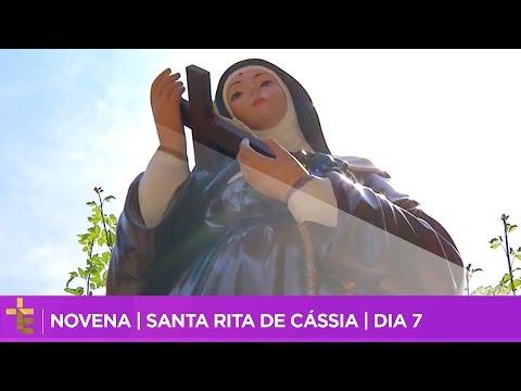 NOVENA | SANTA RITA DE CÁSSIA | DIA 7