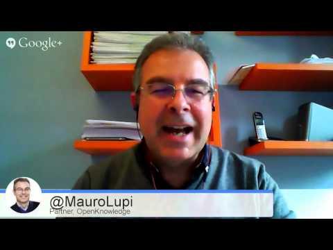 L'Azienda è il Nuovo Media - Mauro Lupi