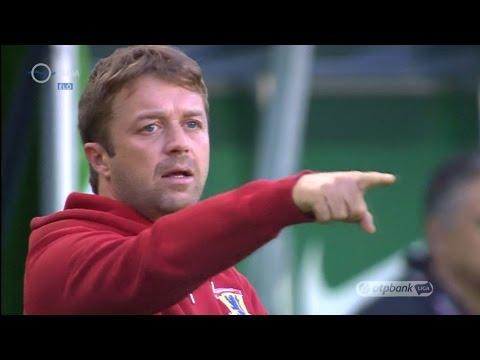 Edzői értékelés a Ferencvárosi TC - Dunaújváros mérkőzésen