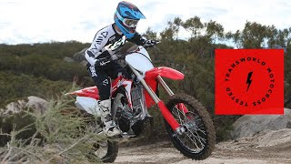 3. 2019 Honda CRF250RX | First Impression