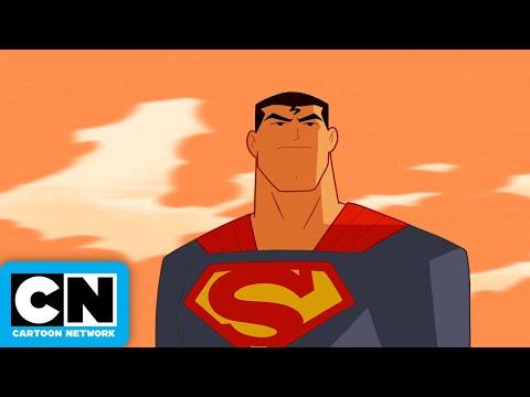Justice League Action | Solar Battery | Cartoon Network