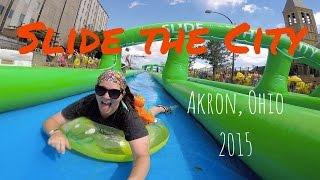 Akron (OH) United States  city photos gallery : Slide the City - Akron, Ohio 2015
