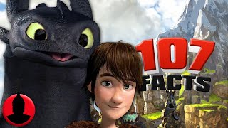 Video 107 How To Train Your Dragon Facts YOU Should Know! - (107 Facts S5 E20) | ChannelFrederator MP3, 3GP, MP4, WEBM, AVI, FLV Oktober 2018