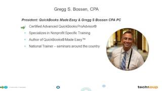 Webinar - QuickBooks 2016 for Existing Nonprofit Users - 2016-03-03 full download video download mp3 download music download