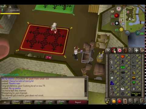 Unfermented Wines OSRS 500k+ Cooking Xp/Hour