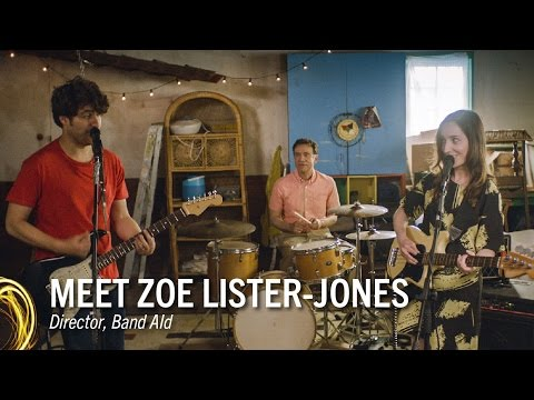 Band Aid (Behind the Scene 'Meet Zoe Lister-Jones')