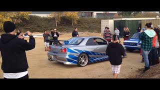 Nonton Loading Paul Walker's Nissan Skyline R34 GT-R Film Subtitle Indonesia Streaming Movie Download