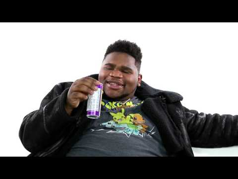 Fat Boy SSE Taste Tests Kevin Gates Pineapple IDGT Energy Drink and Gives Honest Review