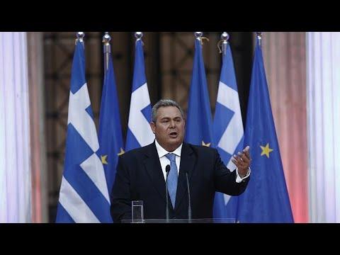 Π. Καμμένος: Εκλογές ή δημοψήφισμα, ή ψήφιση με 180 βουλευτές για τη συμφωνία των Πρεσπών …