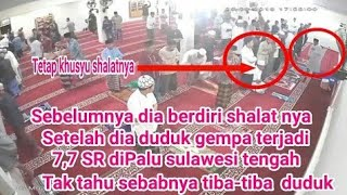 Video kejadian aneh sebelum gempa di palu MP3, 3GP, MP4, WEBM, AVI, FLV April 2019
