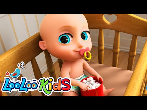 Johny Johny Yes Papa - THE BEST Song for Children | LooLoo Kids (видео)