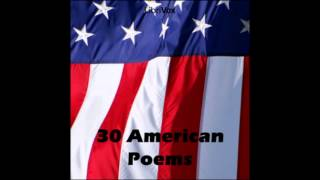 30 American Poems (FULL Audiobook)