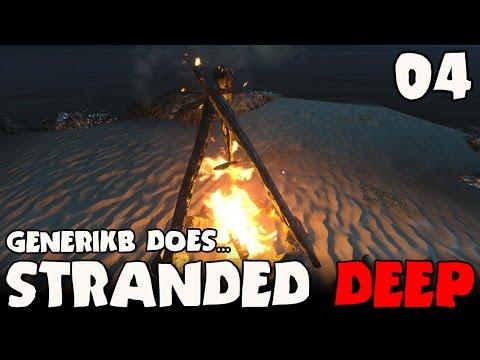 Stranded Deep Gameplay Ep 04 -