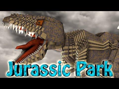 Minecraft Dinosaurs | Jurassic Craft Modded Survival Ep 54!