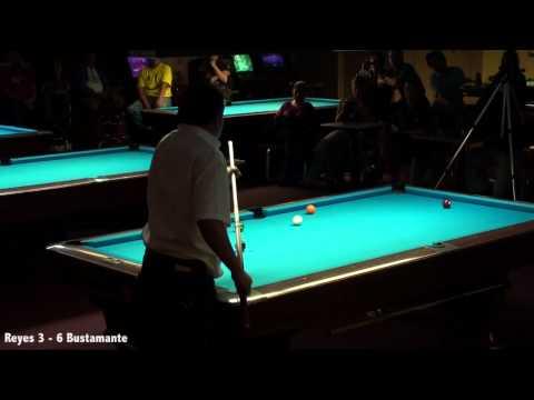 Edgie's Billiards Efren Reyes vs Francisco Bustamante Part 2 (видео)