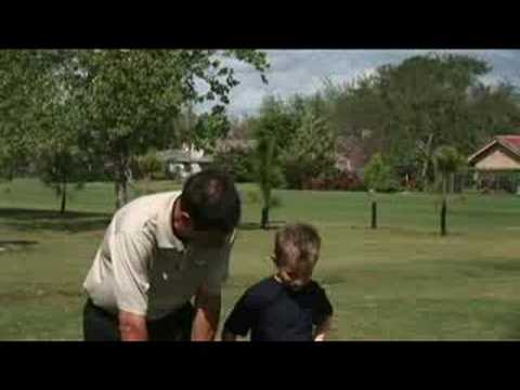 Teaching Golf Basics to Kids : Golf for Kids: Swing