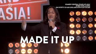 unifi TV: Comedy Central Stand-Up Asia! (Comedy Central HD Ch 609) featuring Papa CJ
