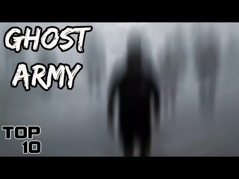 Top 10 Scary Paranormal Encounters Reported By The Military