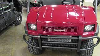 9. Romney Cycles 2018 Kawasaki Mule 4010 Trans4x4