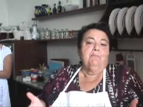 cooking in Italy - Scenes highlight Viaggi di Gusto's recent trip to Sicily and the Amalfi Coast. Famed cook Mamma Agata shares cooking secrets with our group. More info: www.v...