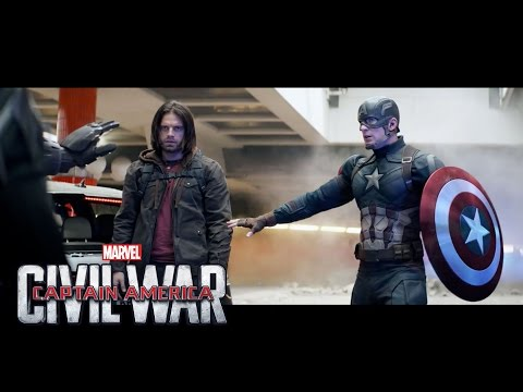Captain America: Civil War (Featurette 'Tunnel Chase')