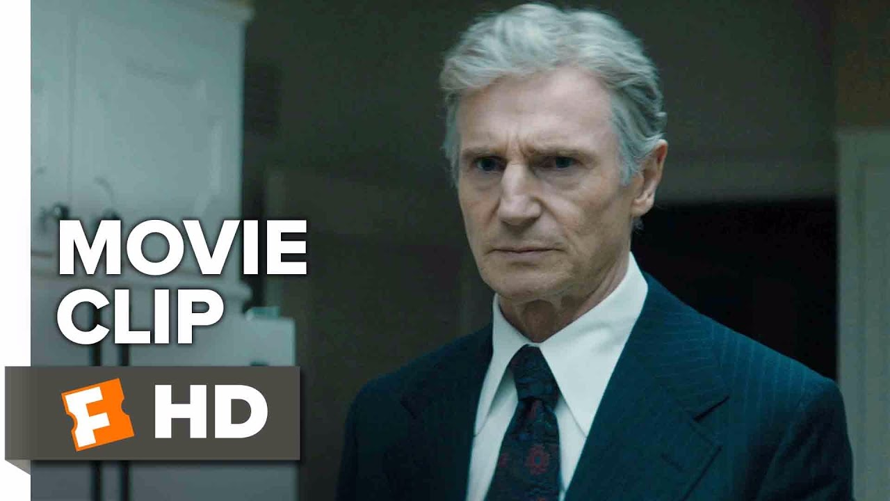 (Clip) Liam Neeson is Watergate's Deep Throat in Peter Landesman's 'Mark Felt: The Man Who Brought Down the White House' with All-Star Cast