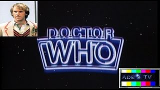 ADE's TV Doctor Who Season (Peter Davison) From 1982-1984. All The 5th Doctor Who Episodes Guide From Castrovalva To The Caves of Androzani And ...