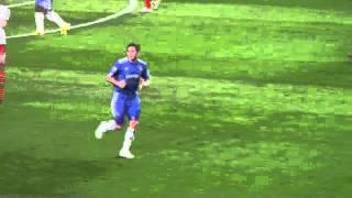 Frank Lampard - Scanning and Awareness