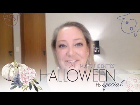 TTTE 24 hour Halloween Facebook Special 2019 with Cynthia Rondelli / PORTUGUÊS