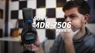 Video Sony MDR-7506 Review: Cheap headphones for Audio Production MP3, 3GP, MP4, WEBM, AVI, FLV Juli 2018