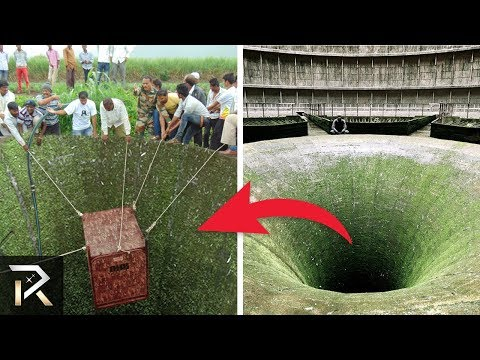 Bizarre Discoveries In The AMAZON That Scientist Can