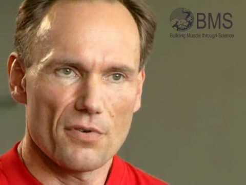 Berend Breitenstein Interview Natural Bodybuilding Supplements in der Definitionsphase