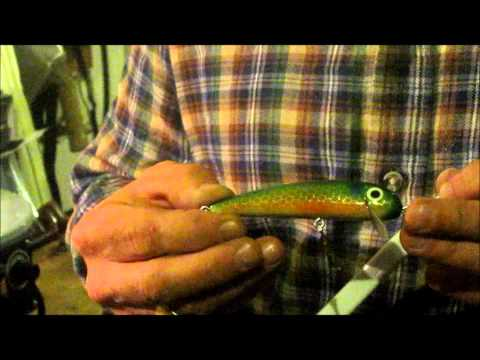 Beginners Guide to Making your Own Wooden Fishing Lures